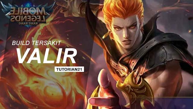 Build Gear Valir Mobile Legends