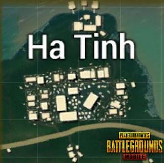 Ha Tinh PUBG Map