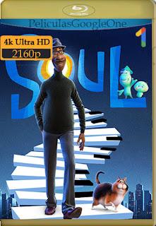 Soul (2020) [4K WEB-DL HDR] [Latino-Inglés] [LaPipiotaHD]
