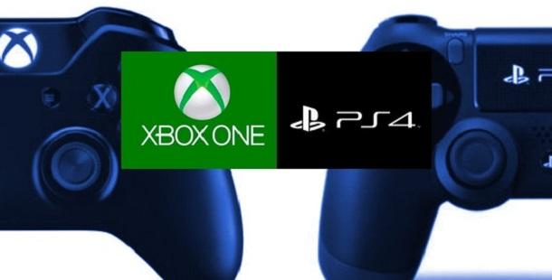Conheça as diferenças entre a Xbox One e a PS4