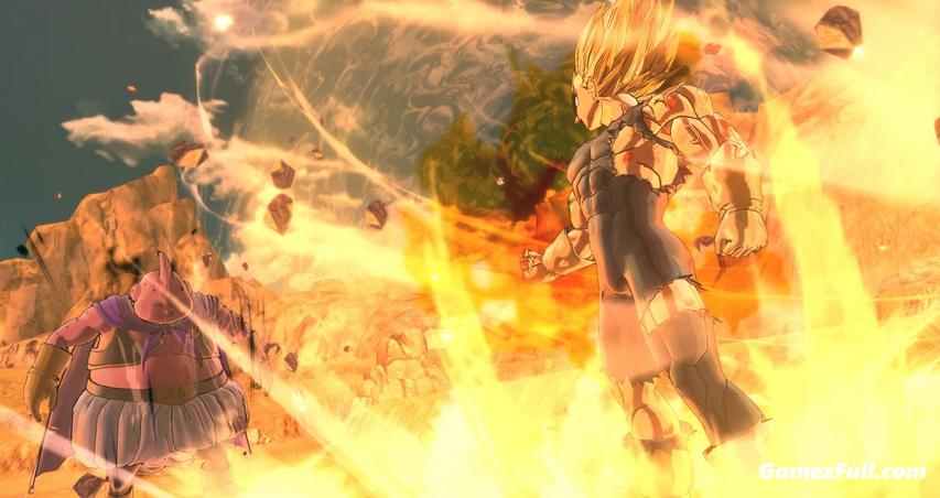 Dragon Ball Xenoverse 2 PC Full Español