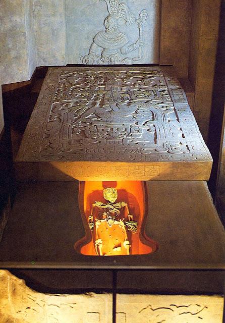 Maya gobernante de Palenque, Pakal el Grande
