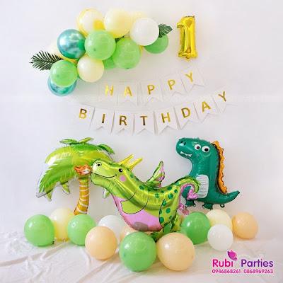 Cửa hàng đồ sinh nhật ở Quan Hoa