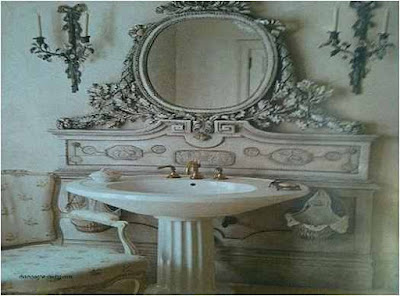Shabby Cottage Chic Bathroom Ideas Uk