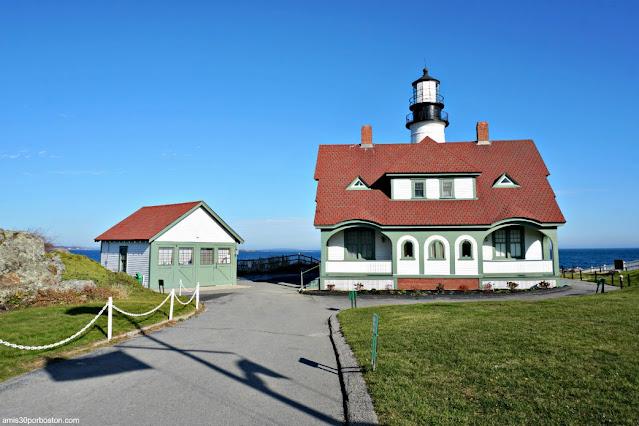 Museo y Tienda de Regalos del Portland Head Light