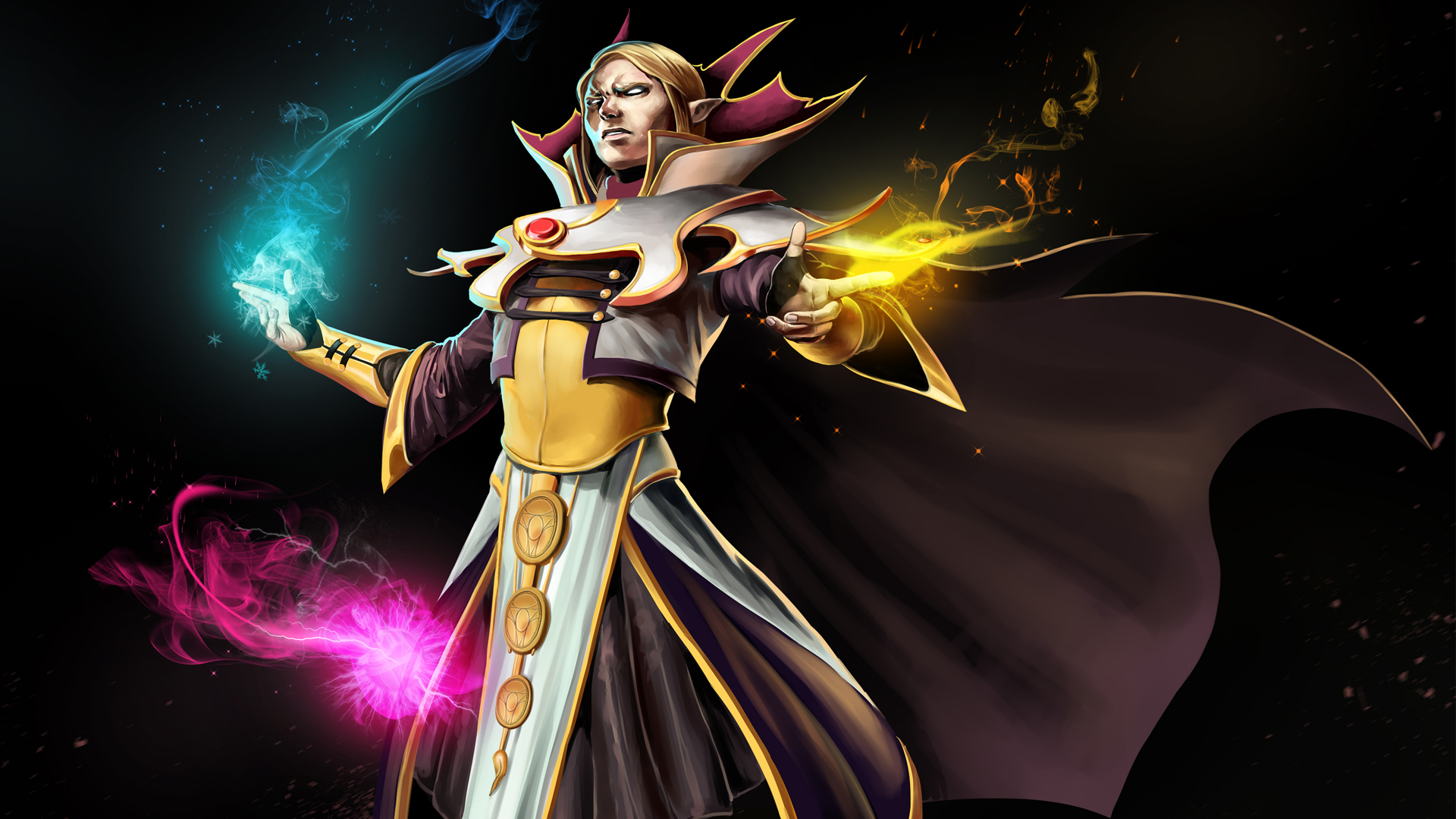 Invoker Dota 2 1920x1080 2i Wallpaper HD