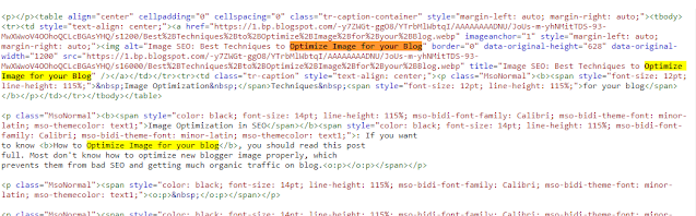 how to write alt text for images for SEO?