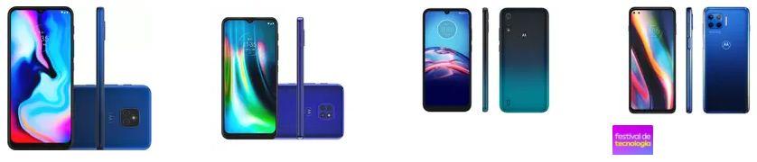 Comprar Smartphones Motorola na Promoção