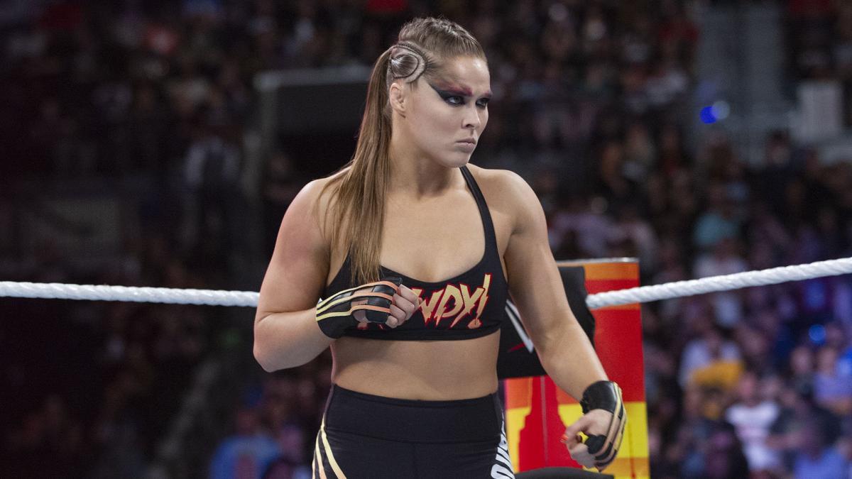 WWE tem esperanças de que Ronda Rousey volte a lutar