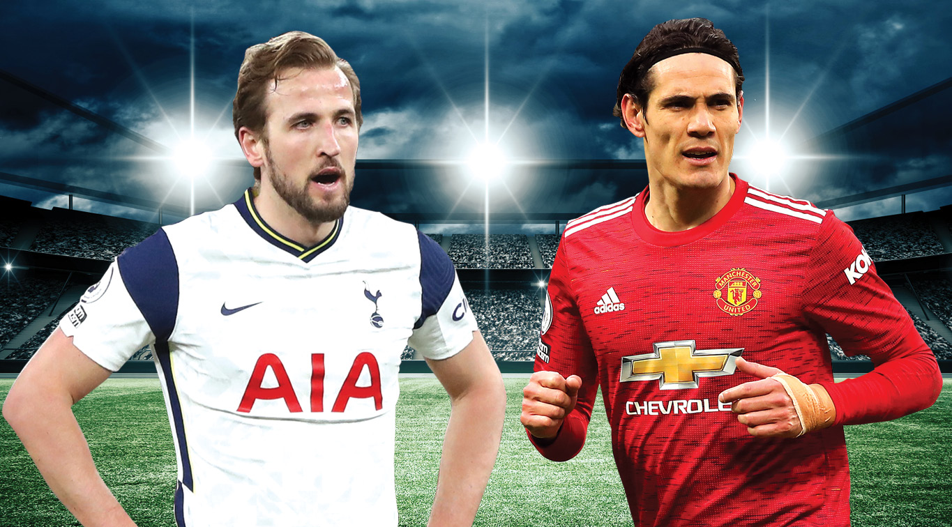 Man United will aim to avenge their 6-1 defeat to Tottenham earlier this season
