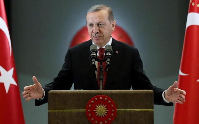 Η ιστορία εκδικείται κύριε Ερντογάν