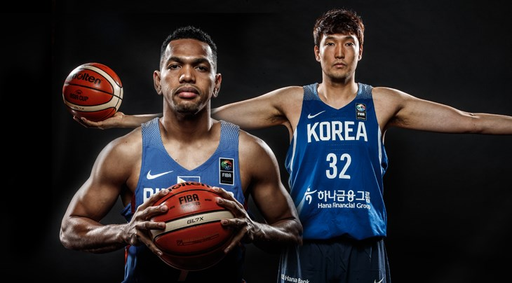 Gilas Pilipinas vs Korea FIBA Asia Cup 2017 Quarterfinals