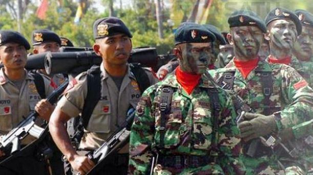 TNI-Polri Gelar Operasi Pengejaran Kelompok Kriminal Bersenjata di Lanny Jaya