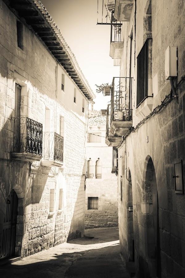 Aragón, Cinco Villas, cut out, románico, Uncastillo, Zaragoza