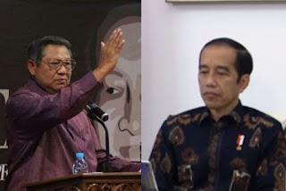SBY: Saya Sakit Hati Pak Jokowi, Suatu Saat Bapak Juga Akan Seperti Saya, Kembali ke Masyarakat