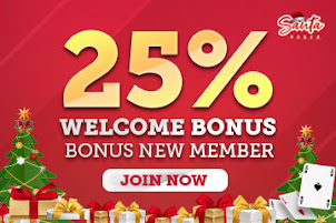 Santa Poker Online Indonesia
