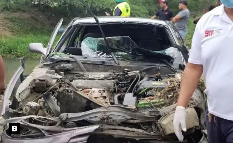 Seis personas mueren en accidentes de tránsito en el Cibao