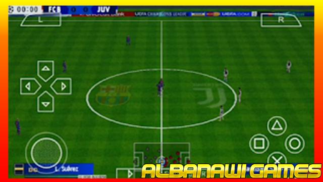 تحميل لعبة eFootball PES 2020 مضغوطة للاندرويد PSP من الميديا فاير
