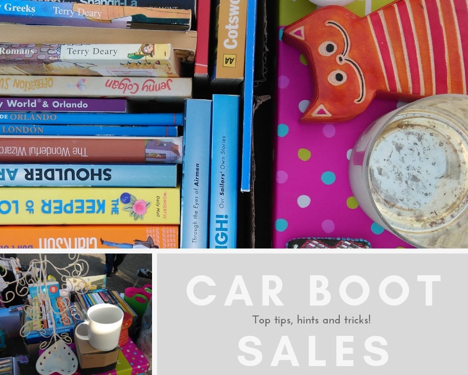Life: My Carboot Sale Tips