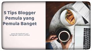 Tips blogger pemula