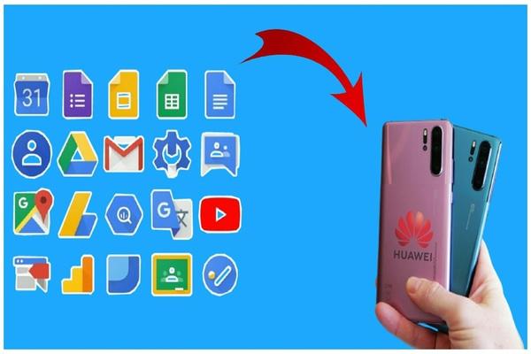 إليك طريقة حصرية لتثبيت خدمات متجر جوجل بلاي على هاتف هواوي بخطوة بسيطة !