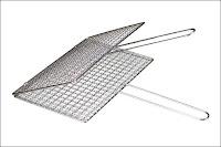 アーネスト ワイドするめ焼き網 A-44001