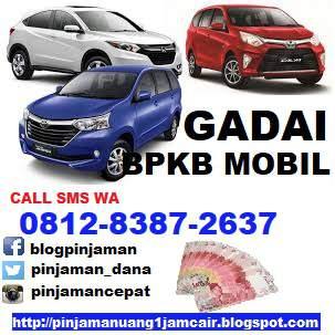 Gadai bpkb mobil 2002 jakarta 081283872637