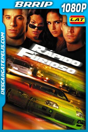 Rápido y Furioso (2001) 1080P BRRIP Latino – Ingles