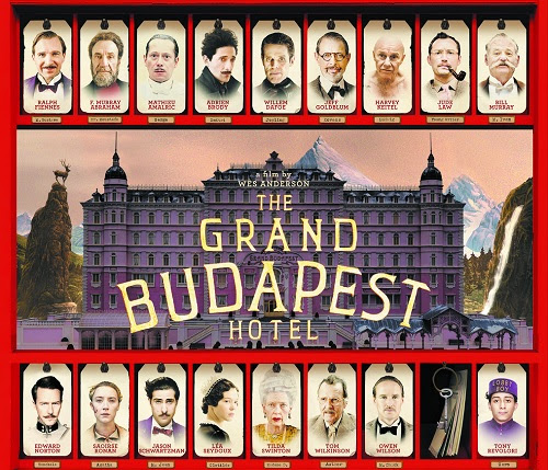 グランド・ブダペスト・ホテル/思い出の思い出は幻想