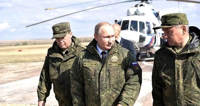 Putyin: Oroszország védelmi képessége biztosított