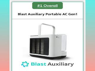 Blast auxiliary portable AC Gen1
