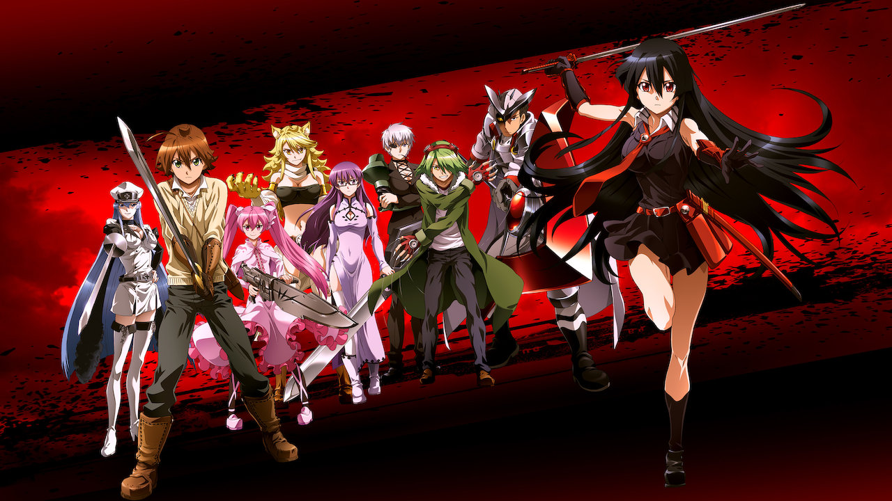 Akame ga Kill! Español Latino HD
