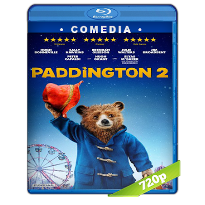 Paddington 2 (2017) BRRip 720p Audio Trial Latino-Castellano-Ingles 5.1