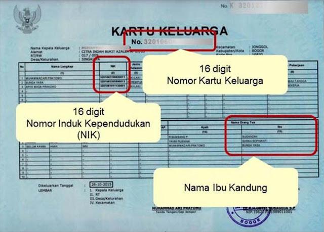 Cara Registrasi Kartu SIM Semua Operator