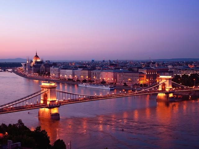 Passeios românticos em Budapeste