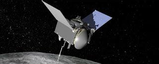 NASA-OSIRES-Rex-Spacecraft-near-Asteroid-Bennu