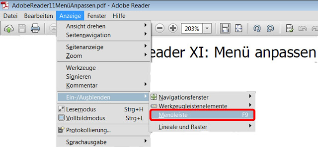 how to unsecure a pdf adobe reader xi