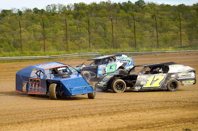 Brushcreek Motorsports Complex | 5/8/21 | Diamond Cut Lawn Care Battle For The Belt | Eric Arnett Photos
