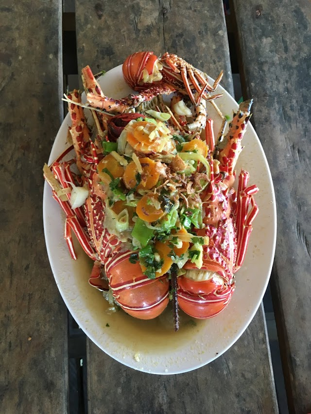 Recipes:- Spiny Lobster Bisque