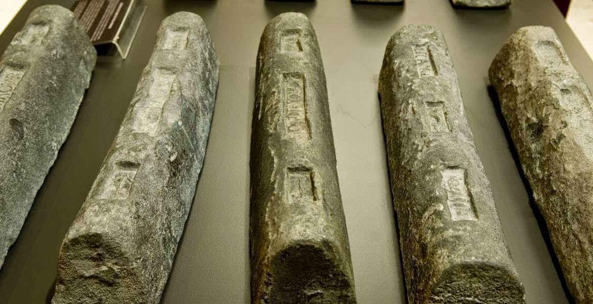 Especificacion en lingotes en Derecho romano