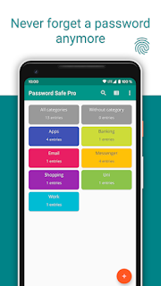 Password Safe Secure Manager v6.4.5 Pro APK