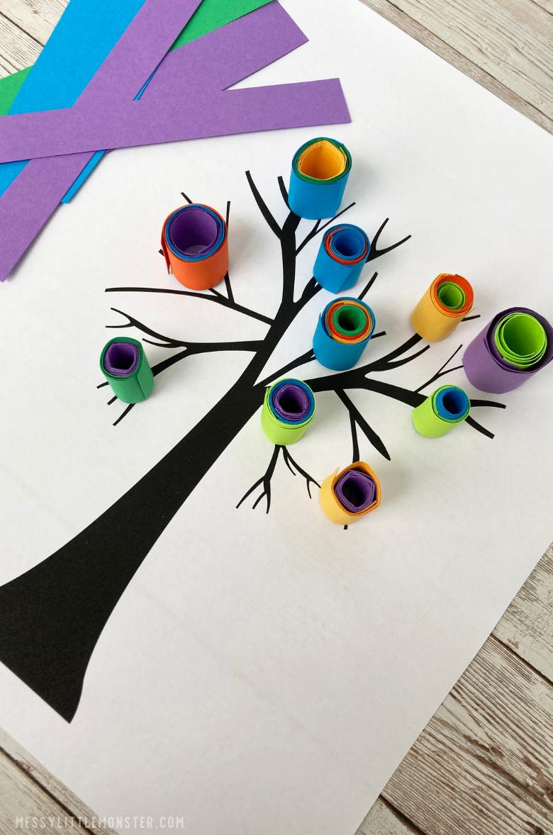 Kandinsky tree of life