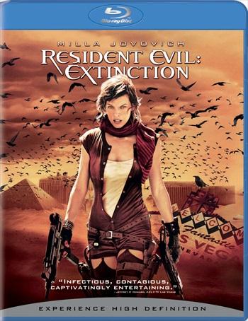 Resident Evil Extinction 2007 Dual Audio Hindi Bluray Download