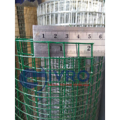 Distributor Kawat Loket PVC