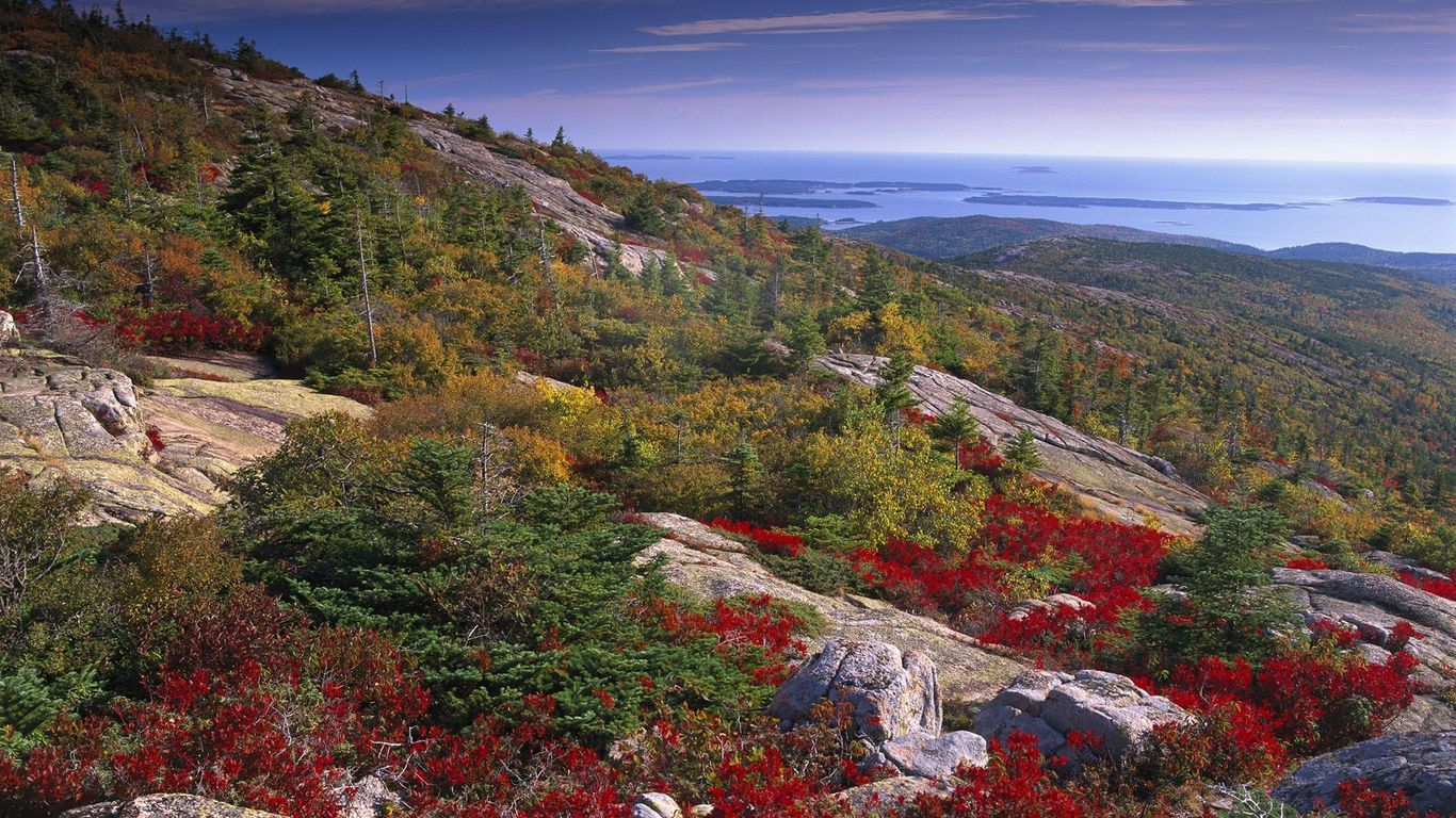 Quotes About Acadia National Park wallpapers