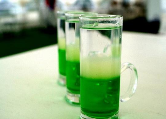 Green Mexican (Зеленый мексиканец)
