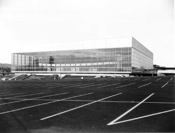 PMA Findings: Mid-Century Arenas: Memorial Coliseum