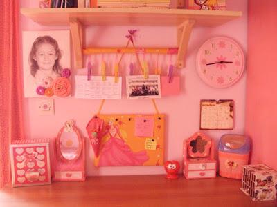 Διακόσμηση και οργάνωση παιδικού δωματίου.