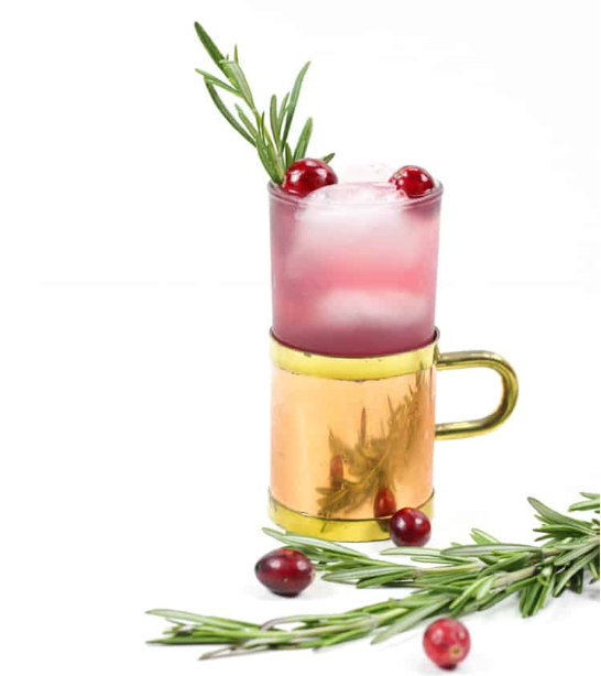 YULE MULE #healthydrink #mule #party #smoothie #sangria