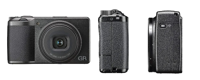 Ricoh GR III Digital Compact Camera review